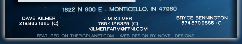 Kilmer Swine Farm